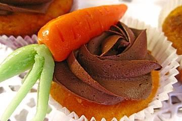 Saftige Rübli - Muffins