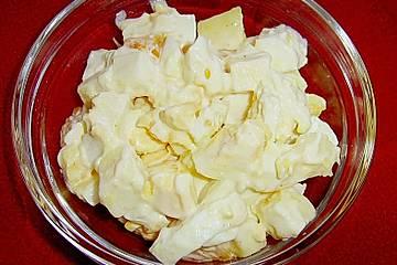 Eier - Käse - Salat