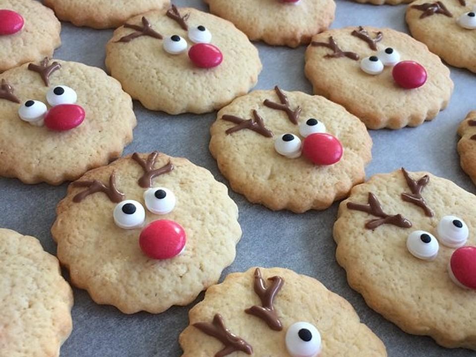 Leichte Plätzchen Rezepte Weihnachten.Rrs Unverwüstliche Ausstech Plätzchen