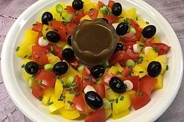 1 - 2 - 3 Salatdressing