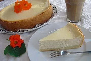 Käsekuchen bzw. Quarkkuchen