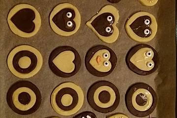 Weihnachtsplätzchen Eigelb.Weihnachtsplätzchen Ausstecherle Von Britta87 Chefkoch
