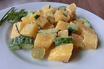 Falscher Kartoffelsalat nach Ille