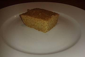 Arabischer Grießkuchen mit Honig
