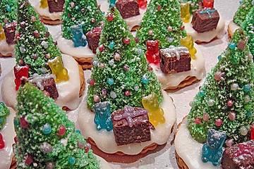Weihnachtsbaum Kaufen Essen.Weihnachtsbäumchen Zum Essen