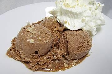Bailey's - Schoko - Sahne - Eis
