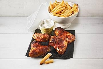 Gourmet Chicken Wings - Hähnchenflügel