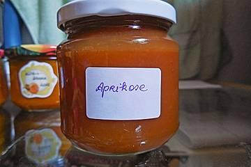 Aprikosen - Kürbis - Marmelade