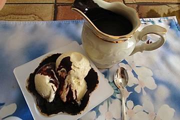 Schokoladensauce
