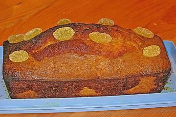 Zitronen - Sandkuchen