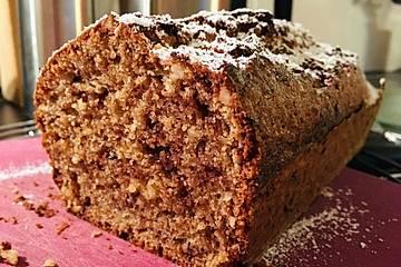 Nuss Schoko Kuchen