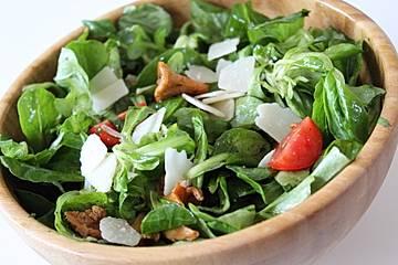 Pfifferlingssalat