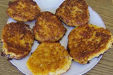 Kartoffelbratlinge