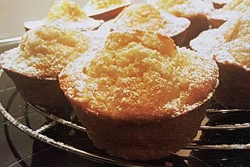 Apfel - Vanille - Muffins