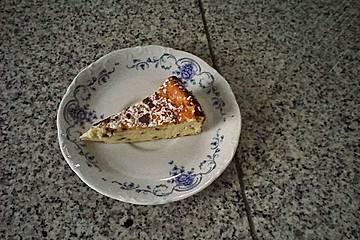 Käse - Straciatella Kuchen