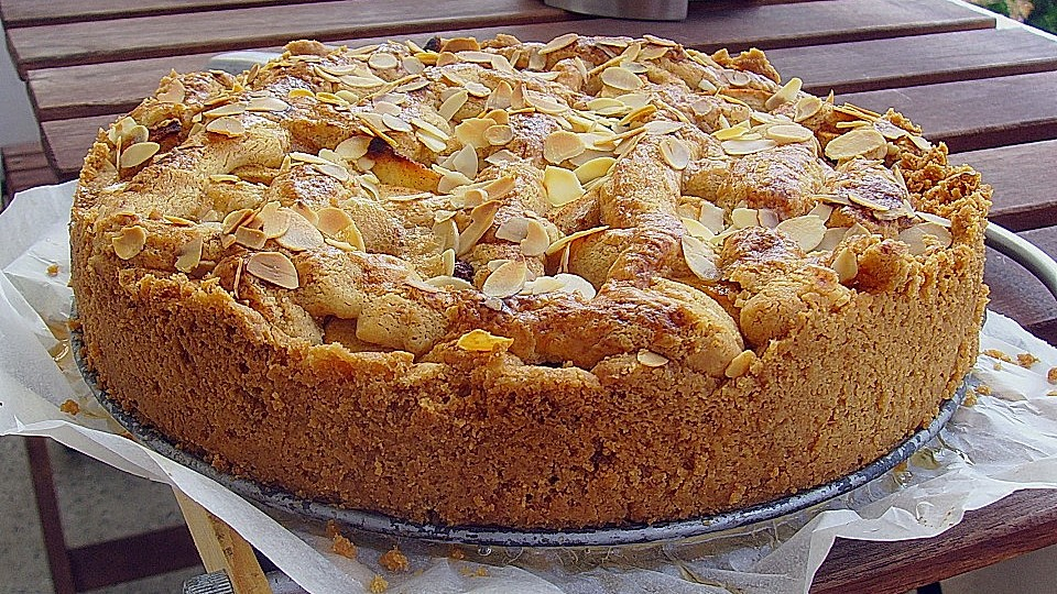 Weltbester Apfelkuchen Von Littlemisspadme Chefkoch