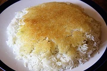 ea543810a9 Persischer Reis mit Reiskruste von blumi | Chefkoch