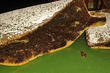 Vanilliger Zitronen - Marmor - Kuchen