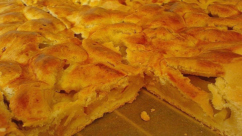 Ungarischer Apfelkuchen | Chefkoch